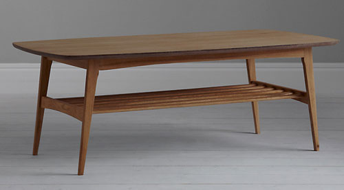 Midcentury Style Ettie Coffee Table And