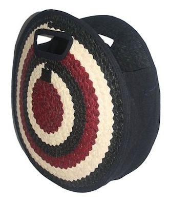 Circular bag side