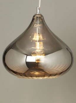 1970s style lily and leah smoke glass pendant lights at bhs retro leah pendant light at bhs aloadofball Images