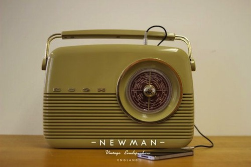 Newman radio