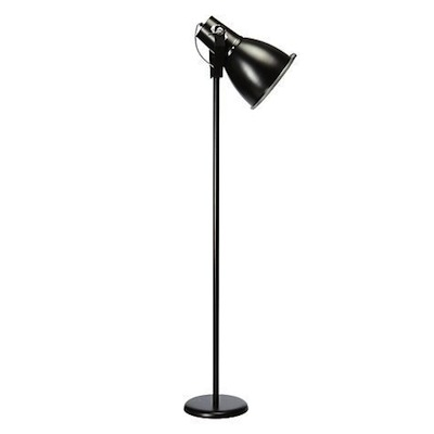 Stirrup lamp