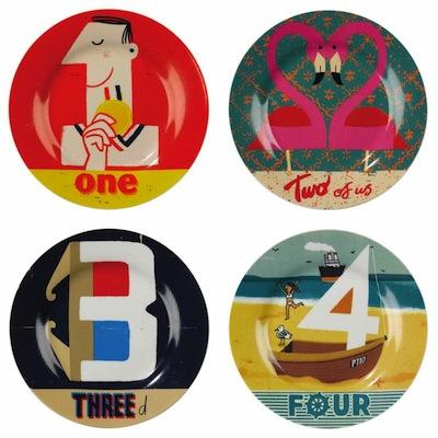 Paul thurlby plates