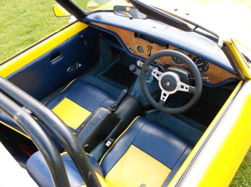 eBay watch: 1970s Triumph Spitfire 1500 sports car - Retro to Go