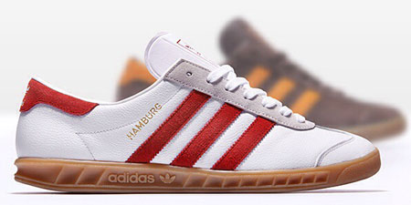 Adidas Hamburg City Series trainers to return in white leather and ...