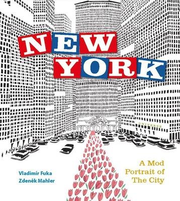 New york a mod portrait