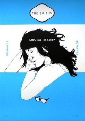 Asleep The Smiths