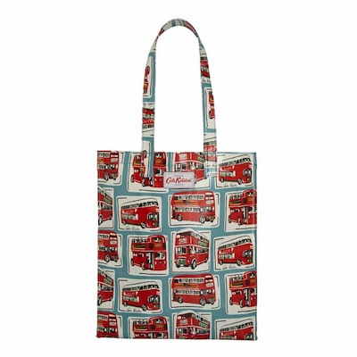 London buses bookbag
