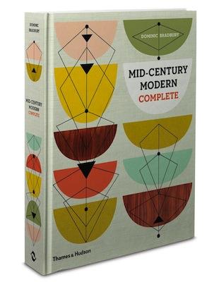 Midcentury modern complete side