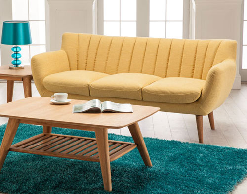 Retro Style Tamzin Sofa And Chair Collection Retro To Go