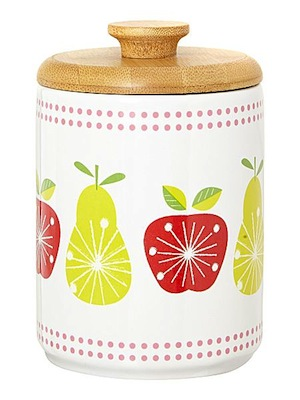 Michelle Mason Fruits jar
