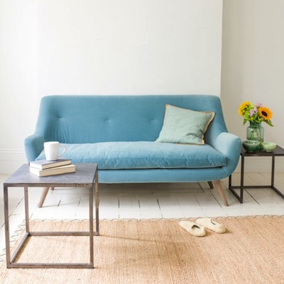 Berlin sofa blue