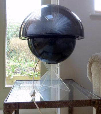eBay watch: 1970s Crestworth Galaxy fibre optic table lamp