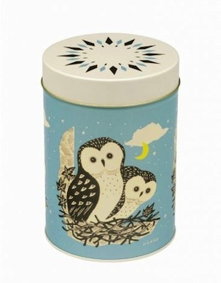 John Hanna Owl caddy
