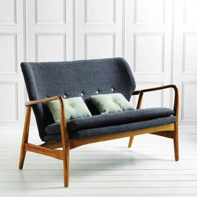 Odin two seat sofa