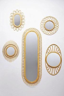 Midcentury mirrors
