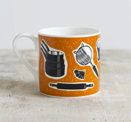 Cooking mug snowden flood