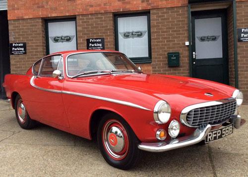 eBay watch: 1960s Volvo P1800S coupe - Retro to Go