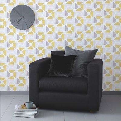 Habitat Website  C B Yellow Kingfisher Wallpaper