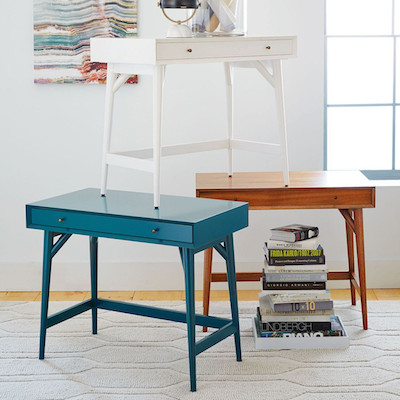 Midcentury desks west elm