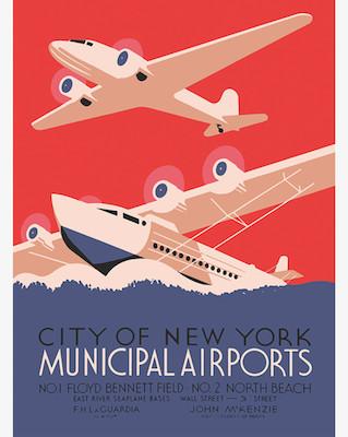 Muncipal airport