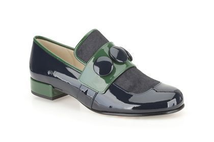 Orla kiely dora shoe