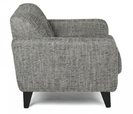 Purdy armchair side