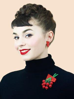 Luxulite earrings