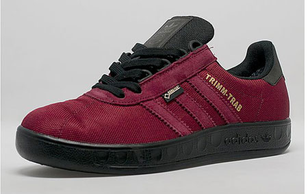 fece6cd57 Adidas Trimm Trab and Kegler Super trainers reissued with a Gore-Tex finish