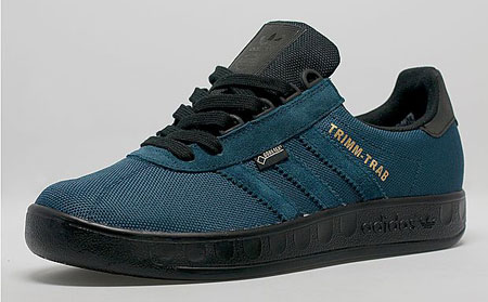 Adidas Trimm Trab and Kegler Super trainers reissued with a Gore-Tex ... eac4016ae128