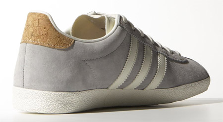 womens adidas gazelle og trainers light grey