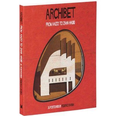 Archibet postcard pack