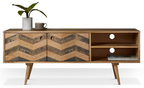 official photos ccbde 24bf6 Herzen midcentury-style media unit at Swoon Editions - Retro ...