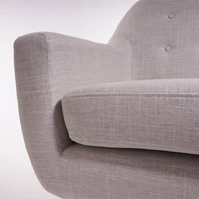 Ralph armchair detail