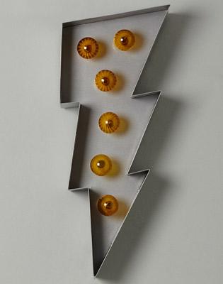 Vintage style lightning bolt light at bhs retro to go light2 aloadofball Gallery