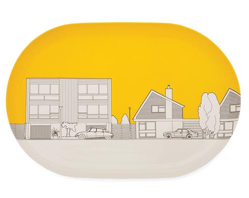 People Will Always Need Plates platter