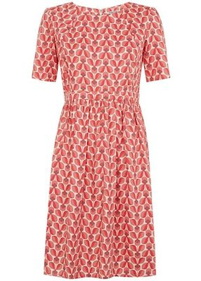 Orla kiely wallflower dress