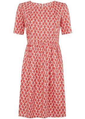 Orla kiely wallflower dress