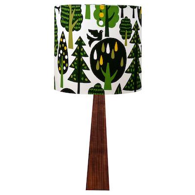 Woodland lamp