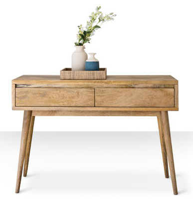 Another Nice Piece Of Midcentury Inspired Furniture From Swoon Editions This Time In The Form Cosgrove Limited Edition Console Table