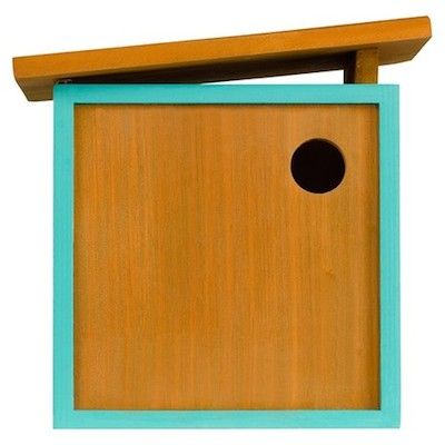 Thoughtful gardener bird box