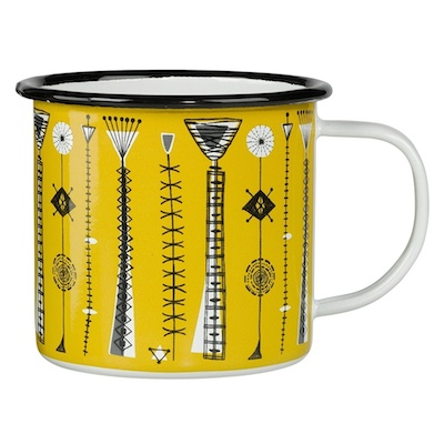 Kite strings mug