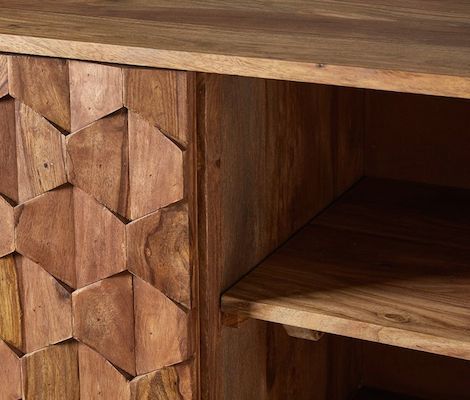 Zabel sideboard detail