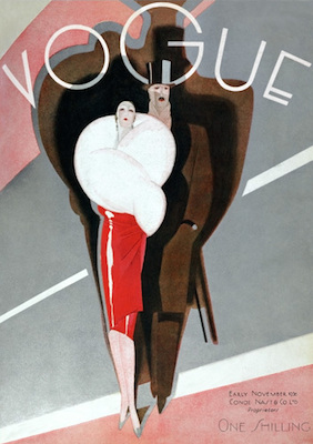 Bollin Vogue cover 1920s