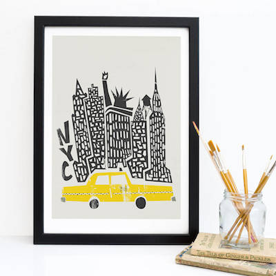 Original_new-york-city-print