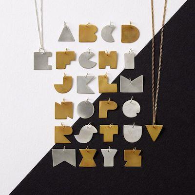 Bauhaus jewellery