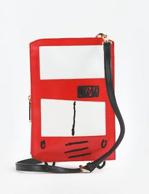 London bus bag Boden