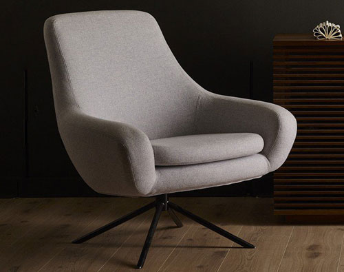 Two Reasons Why This Clifton Swivel Armchair At Healu0027s Appeals To Us. First  Up Is Obviously The Design And Secondly, The Chair Is Currently In The ...