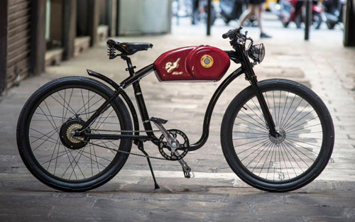 RaceR By Otocycles