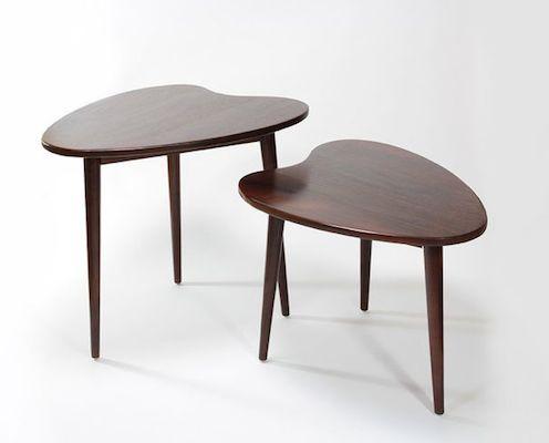 Beba home 1950s tables