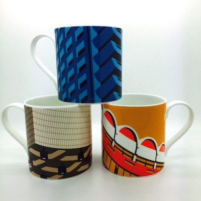 Barbican mugs